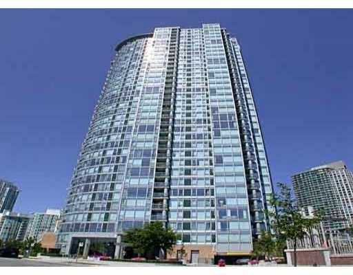 """Main Photo: 3702 1033 MARINASIDE Crescent in Vancouver: False Creek North Condo for sale in """"QUAY WEST 1"""" (Vancouver West)  : MLS®# V695710"""