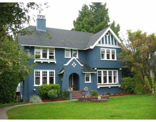 Main Photo: 1475 W 33RD Ave in Vancouver: Shaughnessy House for sale (Vancouver West)  : MLS®# V630473