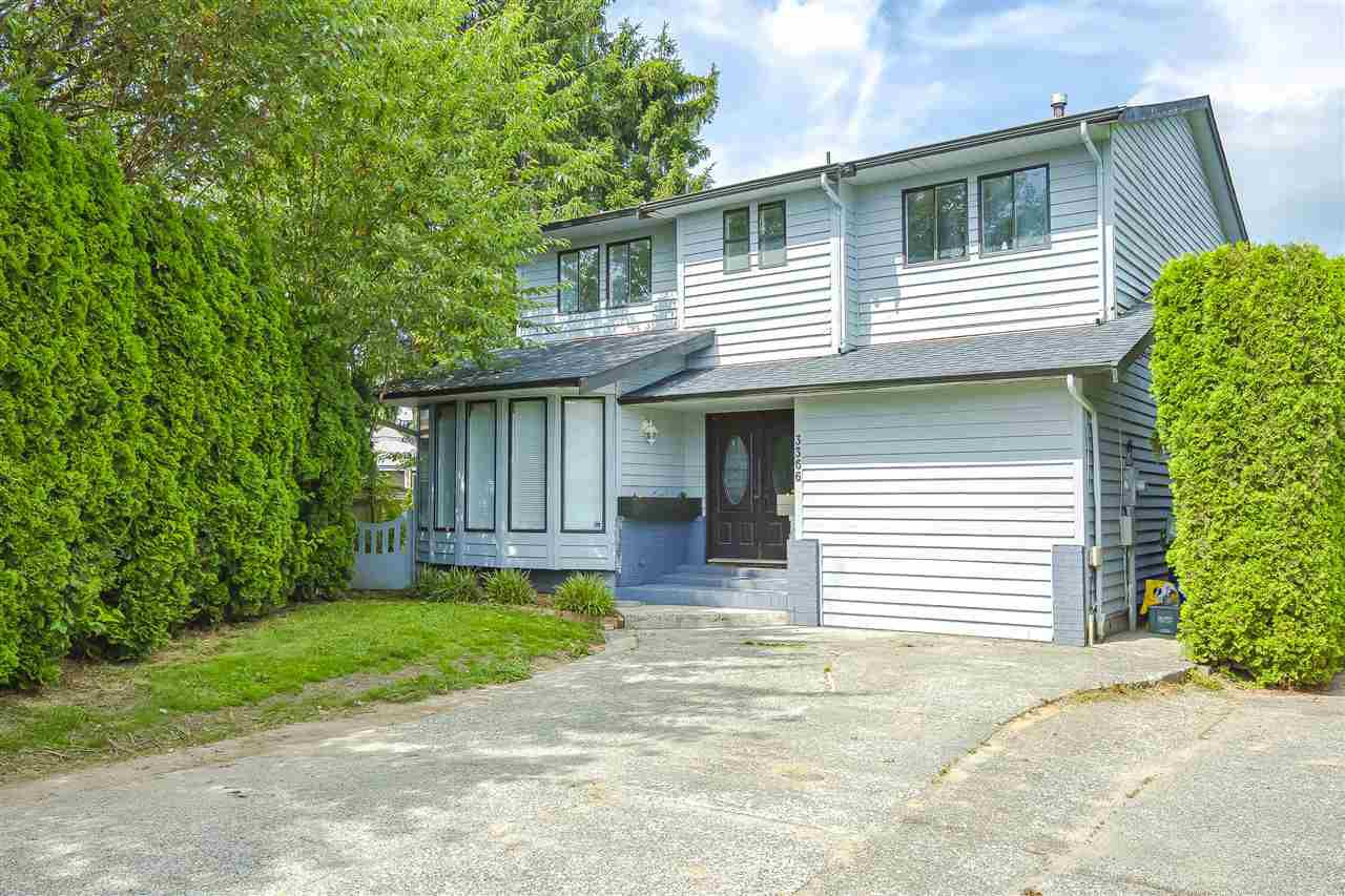 Main Photo: 3366 271B Street in Langley: Aldergrove Langley House for sale : MLS®# R2469587