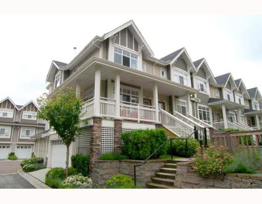 """Main Photo: 7160 ALGONQUIN MEWS BB in Vancouver: Champlain Heights Townhouse for sale in """"BORDEAUX"""" (Vancouver East)  : MLS®# V653623"""