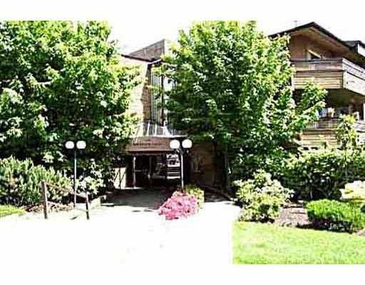 "Main Photo: 114 1195 PIPELINE Road in Coquitlam: New Horizons Condo for sale in ""DEERWOOD COURT"" : MLS®# V657116"