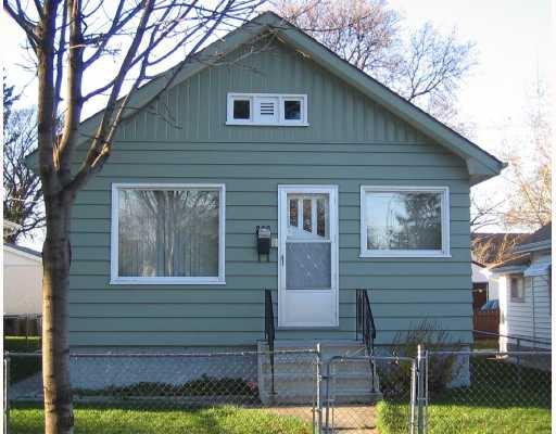 Main Photo: 266 KILBRIDE Avenue in WINNIPEG: West Kildonan / Garden City Residential for sale (North West Winnipeg)  : MLS®# 2718542