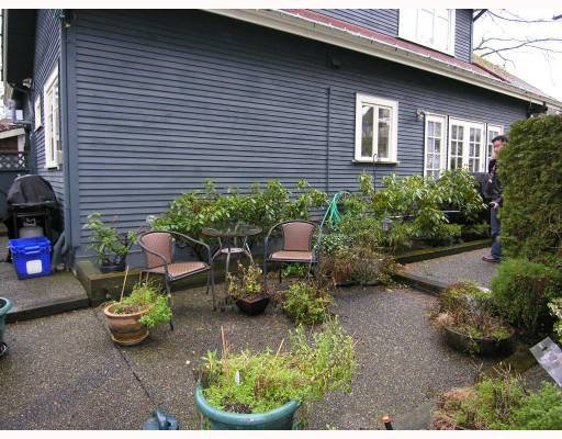 Photo 10: Photos: 3018 COLUMBIA Street in Vancouver: Mount Pleasant VW Townhouse for sale (Vancouver West)  : MLS®# V682762