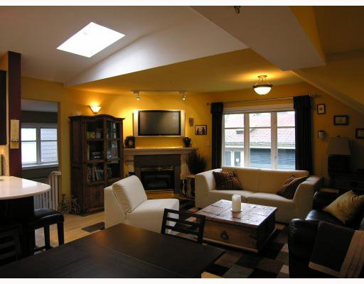 Photo 2: Photos: 3018 COLUMBIA Street in Vancouver: Mount Pleasant VW Townhouse for sale (Vancouver West)  : MLS®# V682762