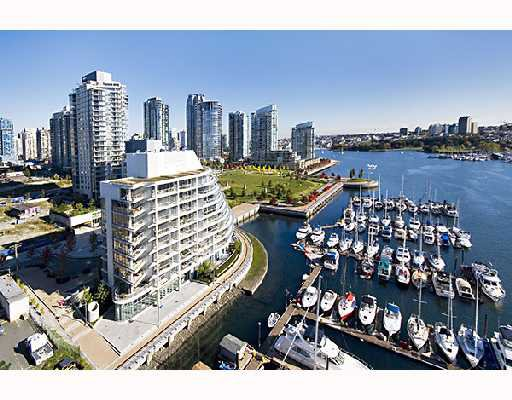 "Main Photo: 503 628 KINGHORNE MEWS BB in Vancouver: False Creek North Condo for sale in ""SILVER SEA"" (Vancouver West)  : MLS®# V683660"