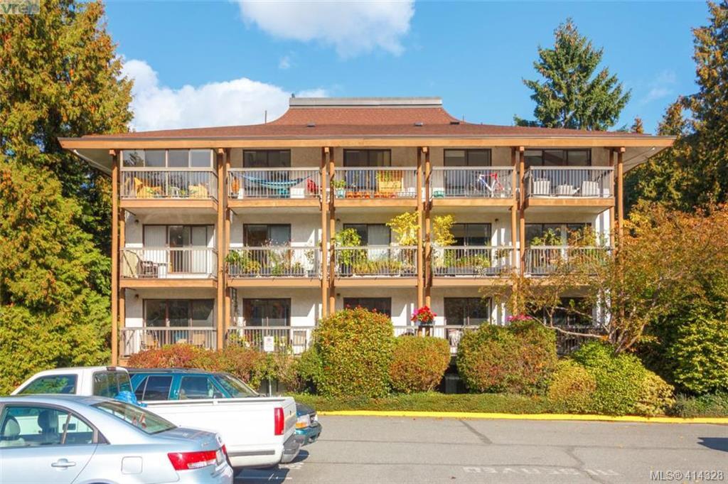 Main Photo: 408 1005 McKenzie Avenue in VICTORIA: SE Quadra Condo Apartment for sale (Saanich East)  : MLS®# 414328