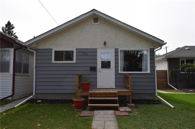 Main Photo: 378 Semple Avenue in Winnipeg: West Kildonan Residential for sale (4D)  : MLS®# 1925854
