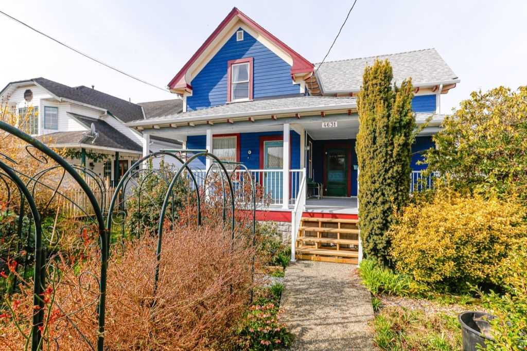 """Main Photo: 4631 46A Street in Delta: Port Guichon House for sale in """"Port Guichon"""" (Ladner)  : MLS®# R2445677"""