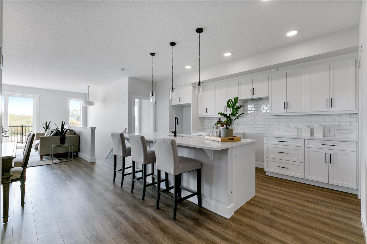 Main Photo: 137 Rankin Drive: St. Albert House Half Duplex for sale : MLS®# E4214207
