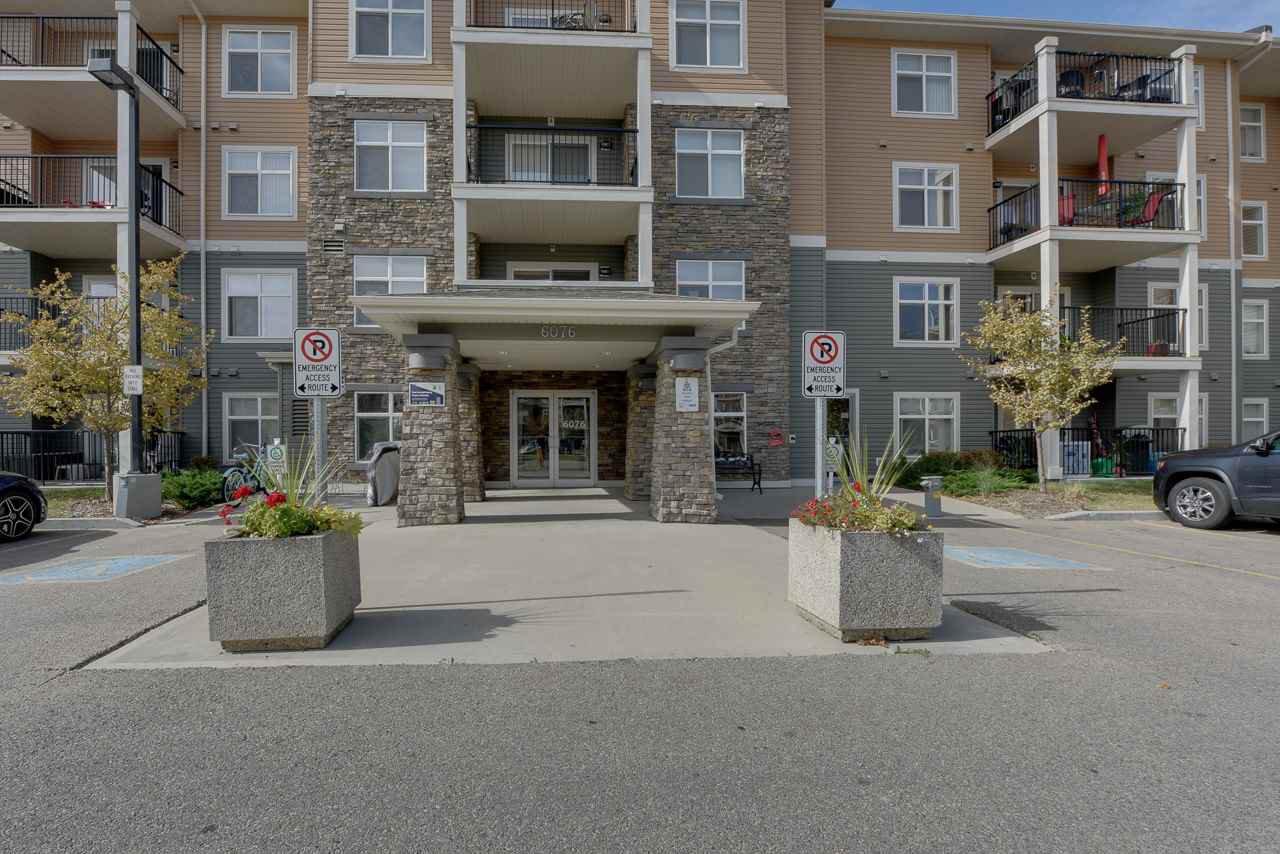 Main Photo: 132 6076 SCHONSEE Way in Edmonton: Zone 28 Condo for sale : MLS®# E4215435