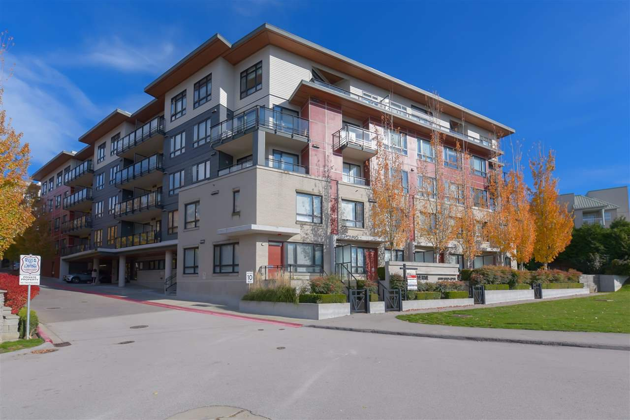 "Main Photo: 412 13931 FRASER Highway in Surrey: Whalley Condo for sale in ""Verve"" (North Surrey)  : MLS®# R2514747"