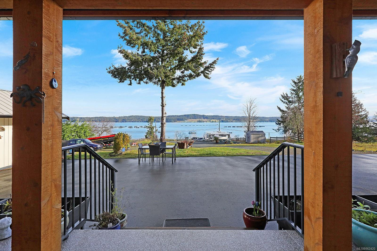 Main Photo: 195 Muschamp Rd in : CV Union Bay/Fanny Bay House for sale (Comox Valley)  : MLS®# 862420