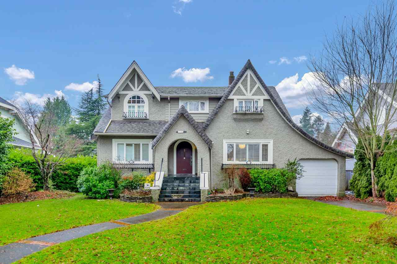 Main Photo: 5737 ADERA Street in Vancouver: South Granville House for sale (Vancouver West)  : MLS®# R2527634