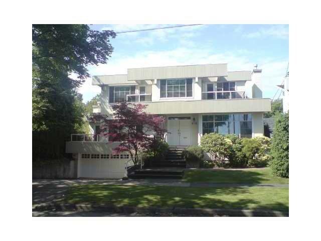 Main Photo: 3549 W 40TH AVE in VANCOUVER: House for sale