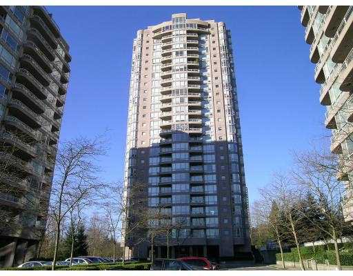 """Main Photo: 202 9603 MANCHESTER DR in Burnaby: Cariboo Condo for sale in """"STRATHMORE TOWERS"""" (Burnaby North)  : MLS®# V574919"""