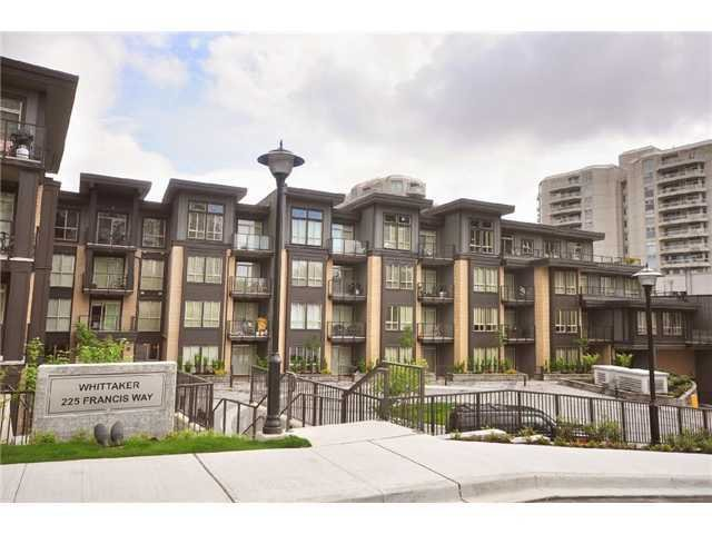 Main Photo: 218 225 Francis: Condo for sale : MLS®# V861283