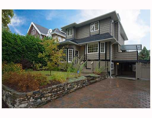 Main Photo: 6560 ANGUS Drive in Vancouver: South Granville House for sale (Vancouver West)  : MLS®# V670423