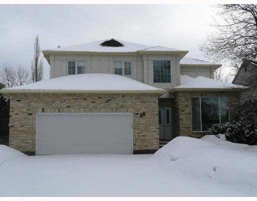 Main Photo: 46 HARRY WYATT Place in WINNIPEG: St Vital Residential for sale (South East Winnipeg)  : MLS®# 2803880