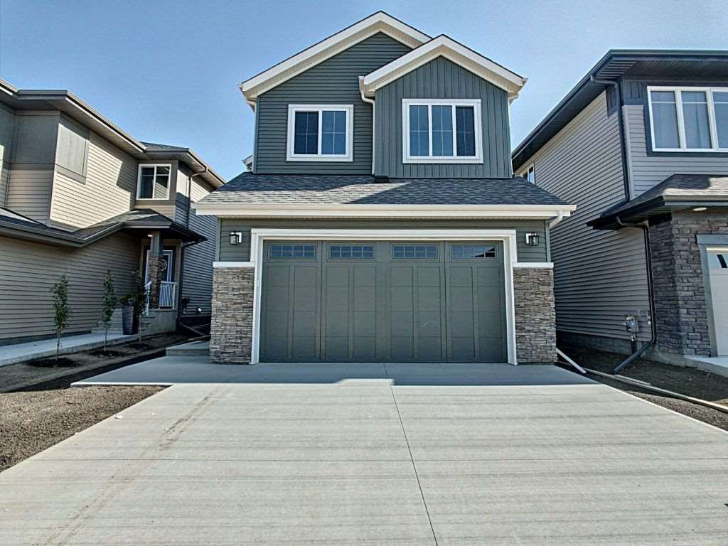 Main Photo: 6329 Crawford Link in Edmonton: Zone 55 House for sale : MLS®# E4167134
