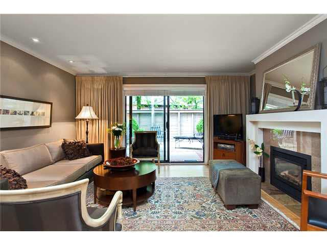 Main Photo: 716 MILLYARD in : False Creek Townhouse for sale (Vancouver West)  : MLS®# V958238