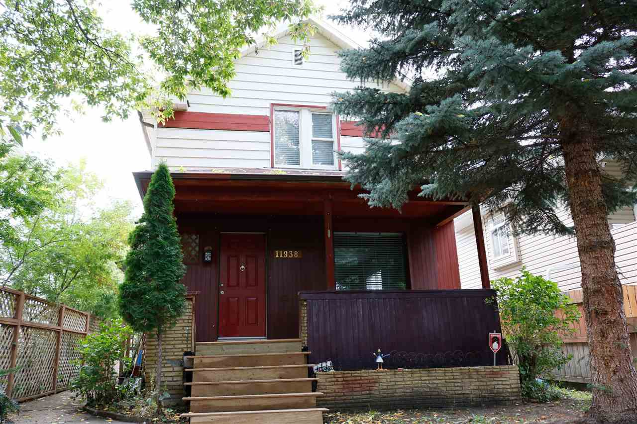 Main Photo: 11938 90 Street NW in Edmonton: Zone 05 House for sale : MLS®# E4173731