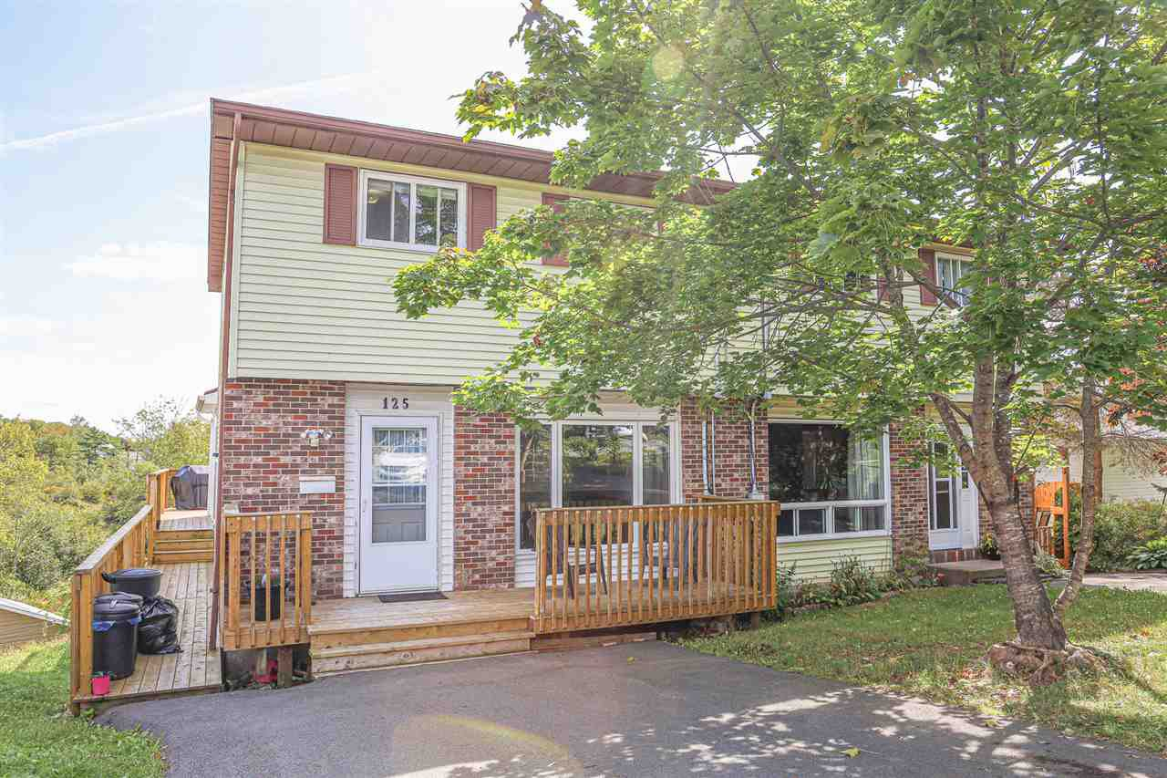 Main Photo: 125 Gloria Court in Lower Sackville: 25-Sackville Residential for sale (Halifax-Dartmouth)  : MLS®# 202018787