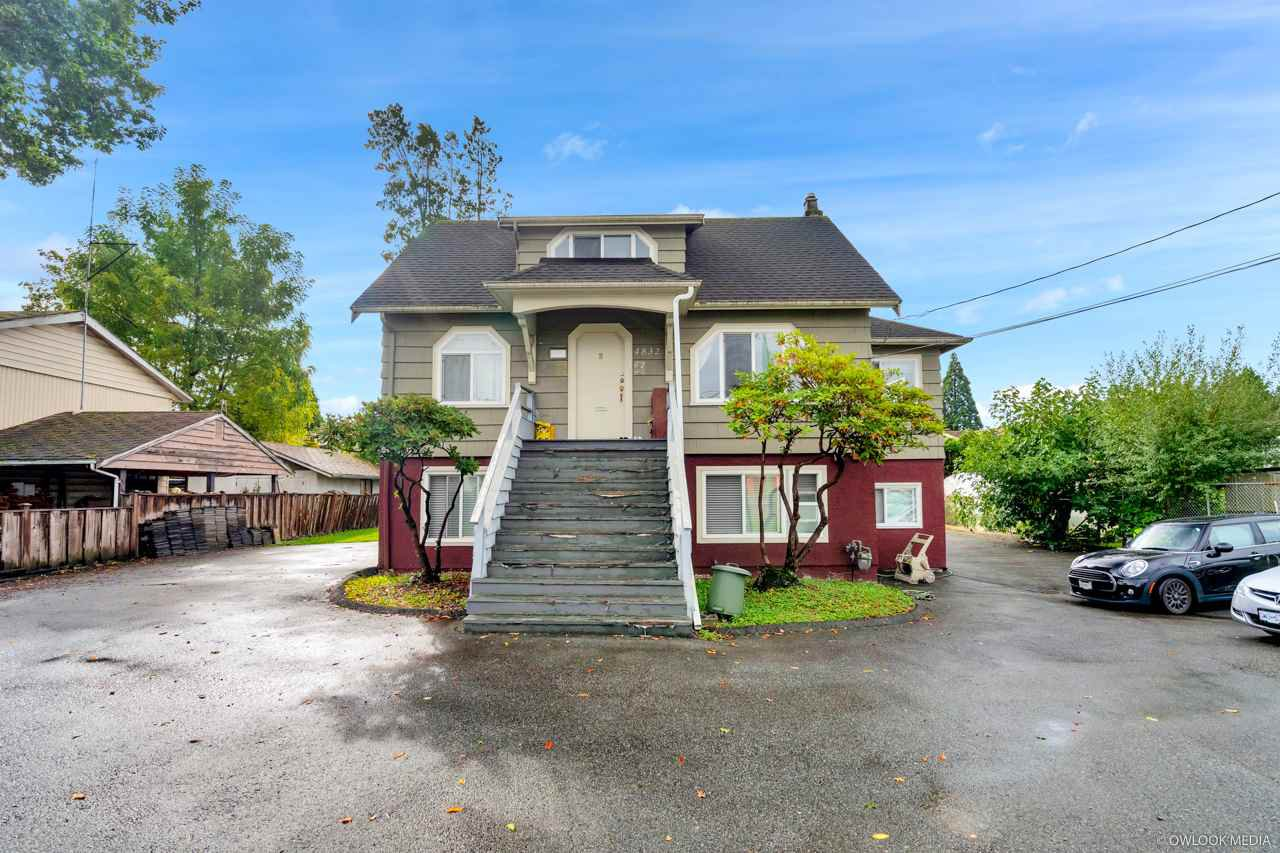 Main Photo: 4832 CANADA Way in Burnaby: Deer Lake Place House for sale (Burnaby South)  : MLS®# R2505565