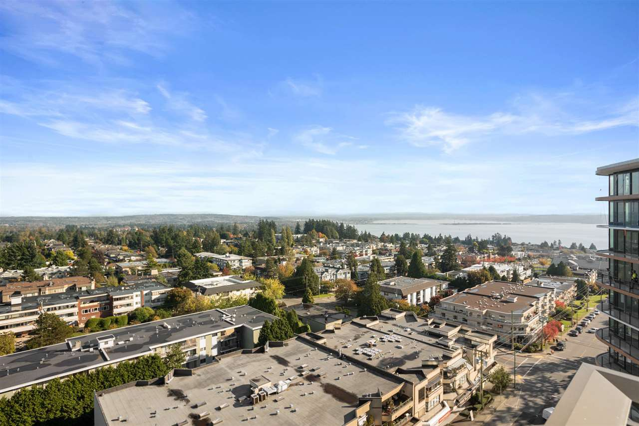 "Main Photo: 1706 1455 GEORGE Street: White Rock Condo for sale in ""AVRA"" (South Surrey White Rock)  : MLS®# R2527199"