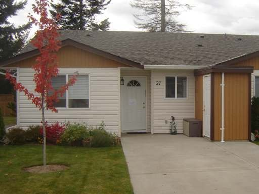 Main Photo: 2197 MURRELET DRIVE in COMOX: Other for sale (#27)  : MLS®# 285184