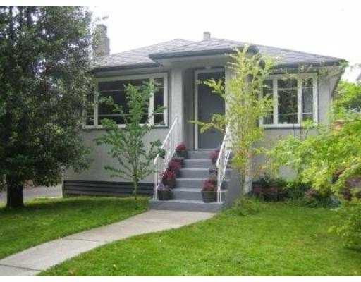 Main Photo: 3355 W 14TH Avenue in Vancouver: Kitsilano House for sale (Vancouver West)  : MLS®# V659762