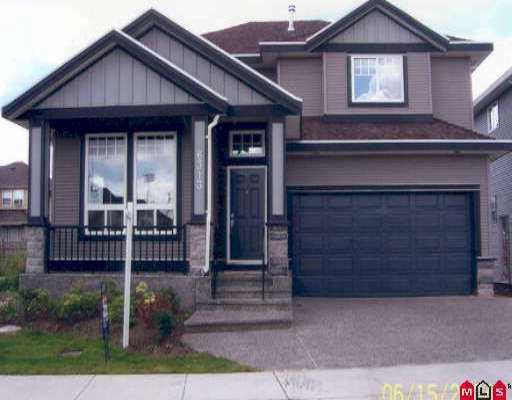 "Main Photo: 6313 167B ST in Surrey: Cloverdale BC House for sale in ""CLOVER RIDGE"" (Cloverdale)  : MLS®# F2513434"
