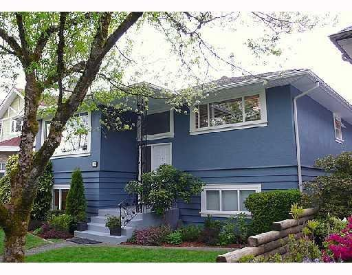 Main Photo: 316 W 21ST ST in North Vancouver: Central Lonsdale House for sale ()  : MLS®# V709149