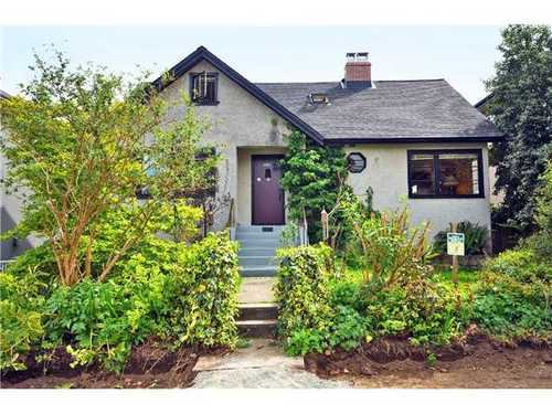 Main Photo: 3920 PANDORA Street: Vancouver Heights Home for sale ()  : MLS®# V1007153