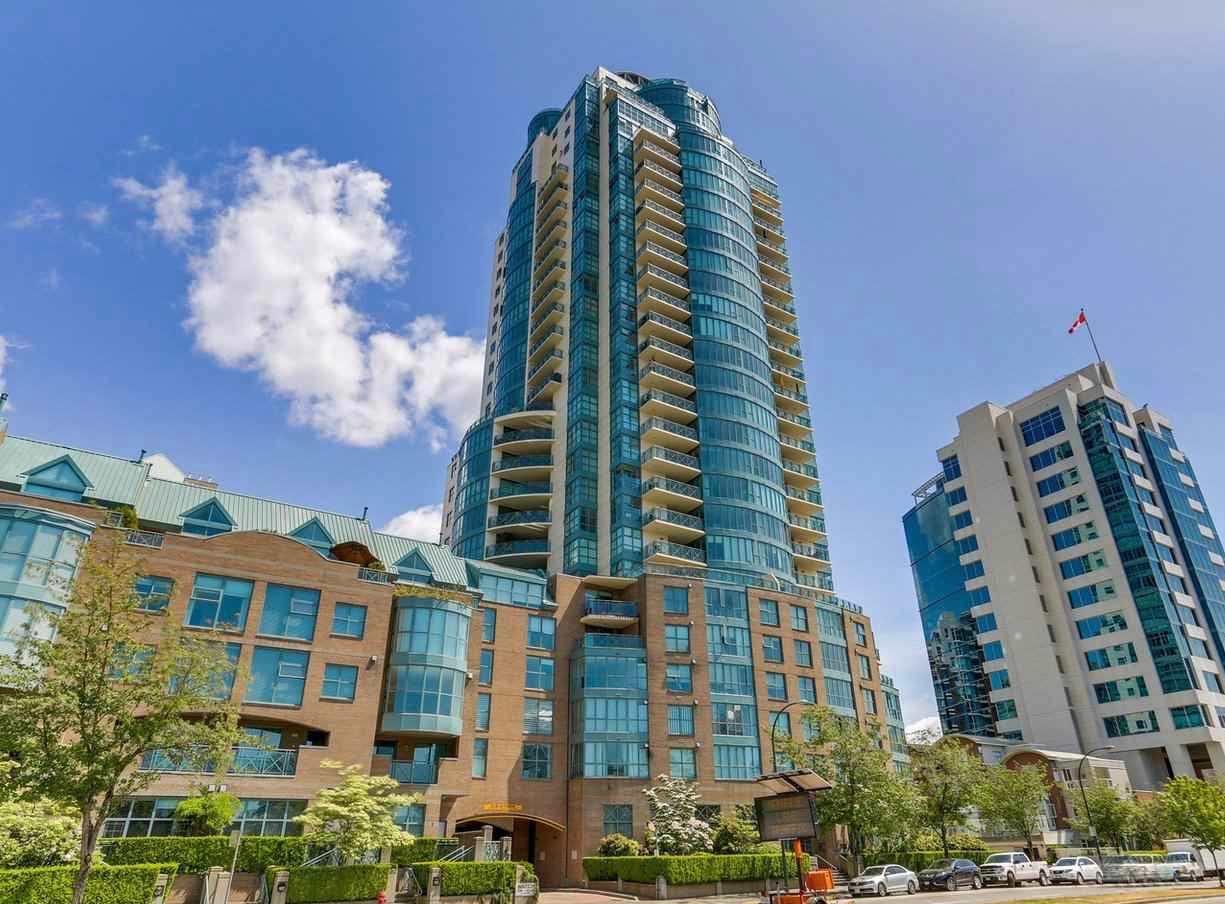 Citygate One Front Exterior - (Suite 304-1188 Quebec Street) - Mark J. Walker