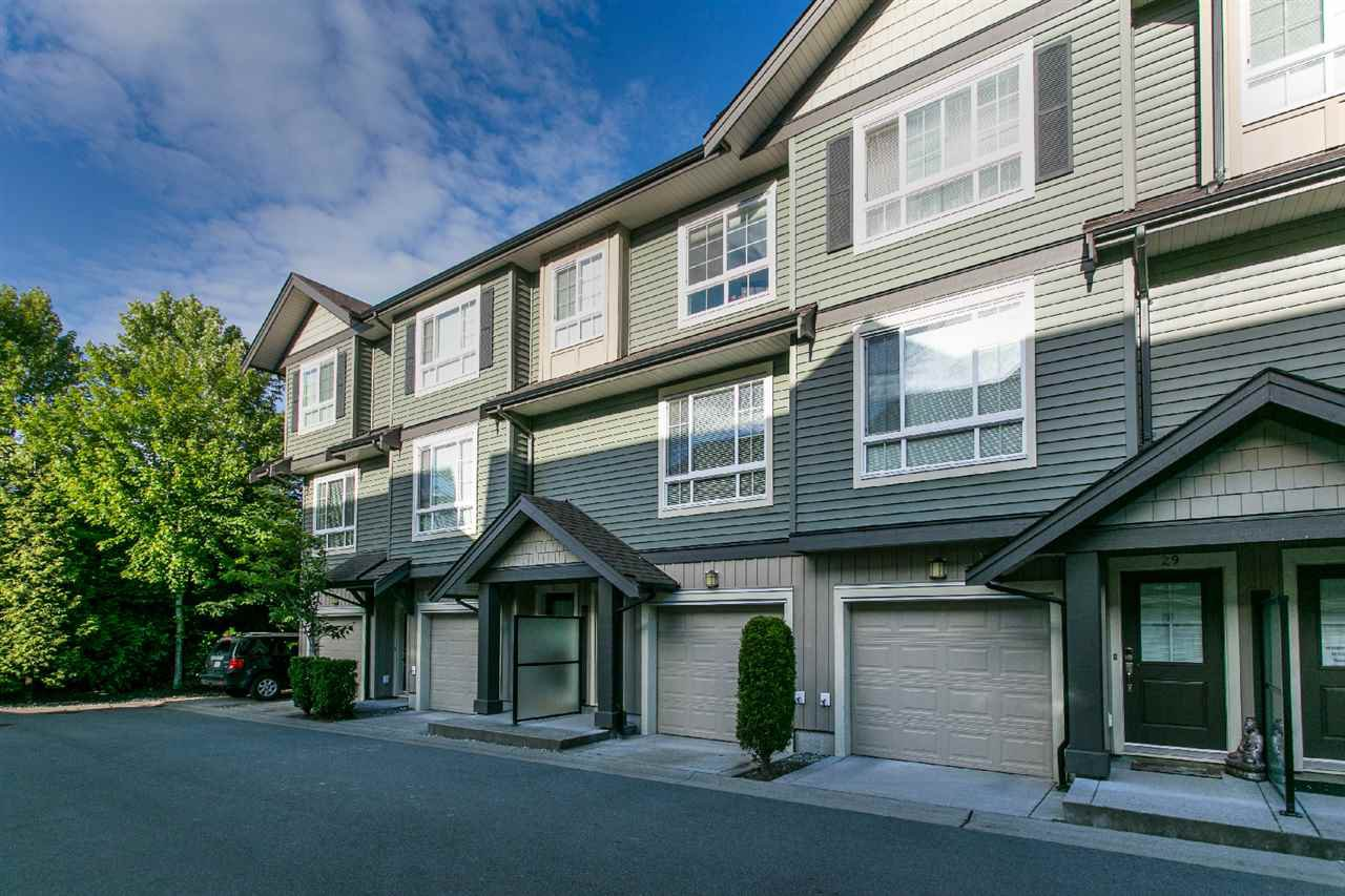"Main Photo: 30 21867 50 Avenue in Langley: Murrayville Townhouse for sale in ""Winchester"" : MLS®# R2416279"