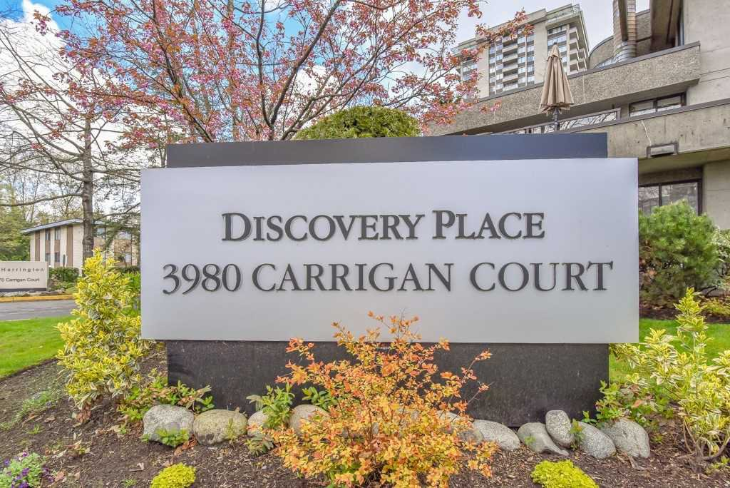 """Main Photo: T6901 3980 CARRIGAN Court in Burnaby: Government Road Townhouse for sale in """"DISCOVERY PLANCE"""" (Burnaby North)  : MLS®# R2447098"""