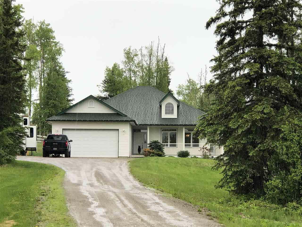Main Photo: 10280 MAURAEN Drive in Prince George: Beaverley House for sale (PG Rural West (Zone 77))  : MLS®# R2447828