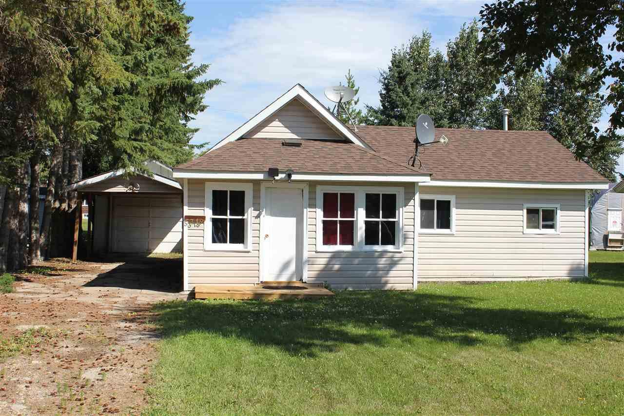 Main Photo: 5318 48 Avenue: Elk Point House for sale : MLS®# E4208318