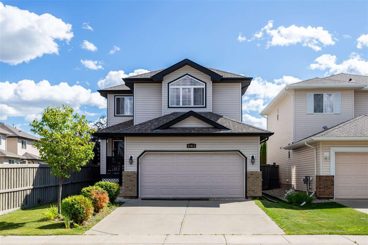 Main Photo: 20615 50 Avenue in Edmonton: Zone 58 House for sale : MLS®# E4209603
