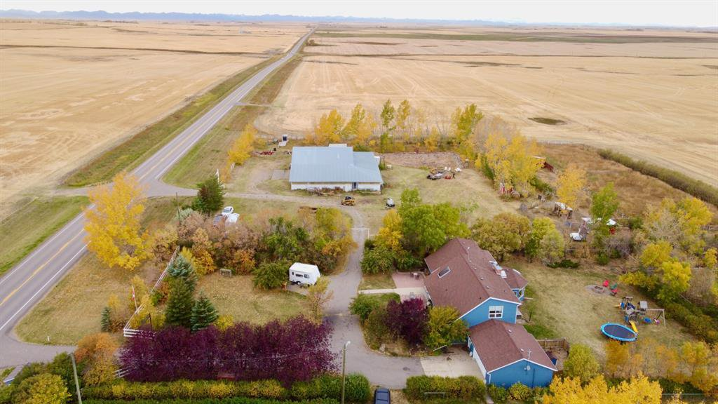 Main Photo: 336130 Hwy 547: Rural Foothills County Detached for sale : MLS®# A1038270