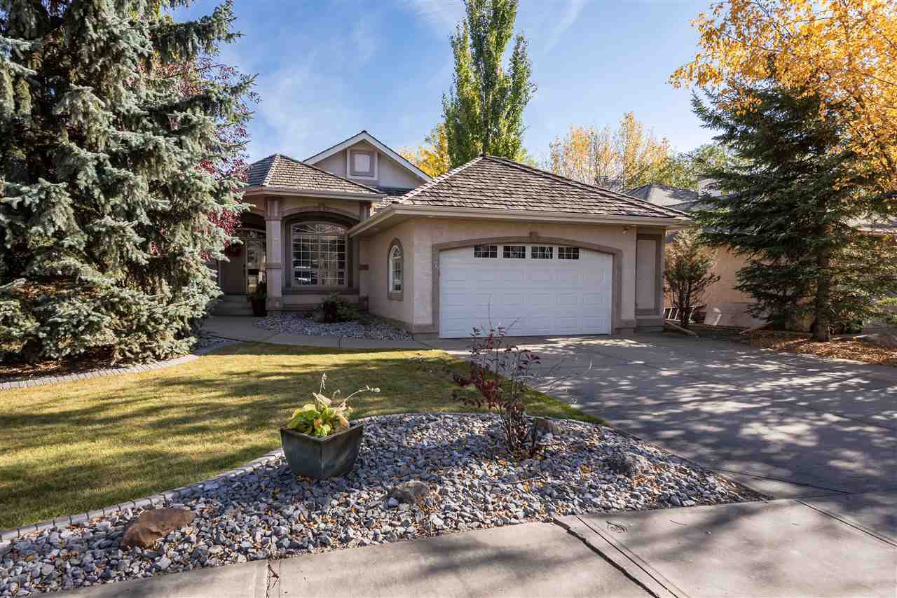 Main Photo: 7 OUTLOOK Place: St. Albert House for sale : MLS®# E4217302