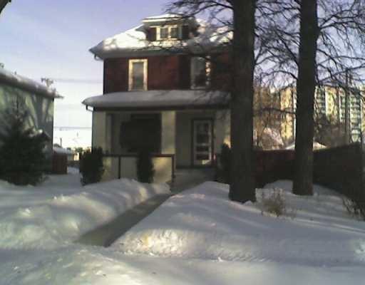 Main Photo: 213 HORACE Street in Winnipeg: St Boniface Duplex for sale (South East Winnipeg)  : MLS®# 2702043