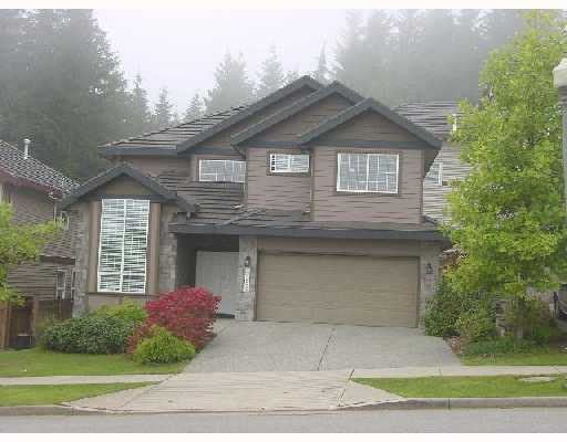 Main Photo: 3356 PLATEAU Boulevard in Coquitlam: Westwood Plateau House for sale : MLS®# V670881