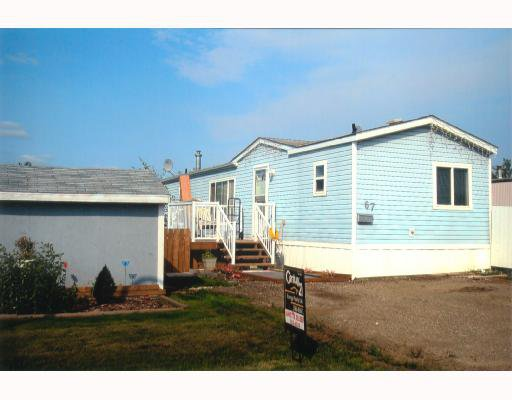 Main Photo: 67 8420 ALASKA Road in Fort_St._John: Fort St. John - City SE Manufactured Home for sale (Fort St. John (Zone 60))  : MLS®# N180157