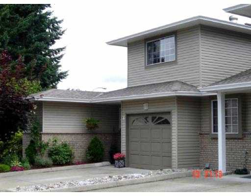 """Main Photo: 1 19270 119TH AV in Pitt Meadows: Central Meadows Townhouse for sale in """"MCMYN ESTATES"""" : MLS®# V601787"""