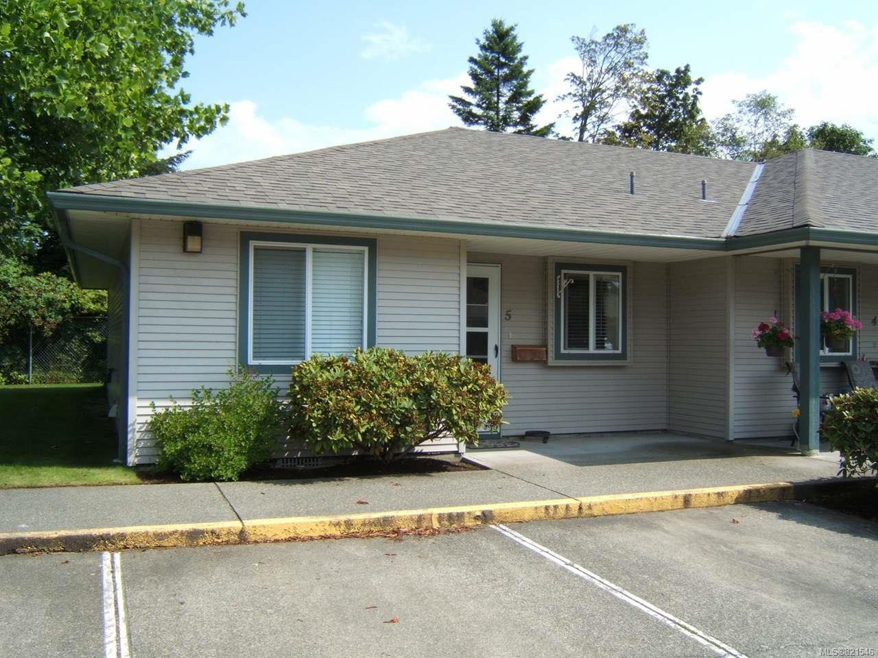 Main Photo: 5 2317 Dalton Rd in CAMPBELL RIVER: CR Willow Point Row/Townhouse for sale (Campbell River)  : MLS®# 821546