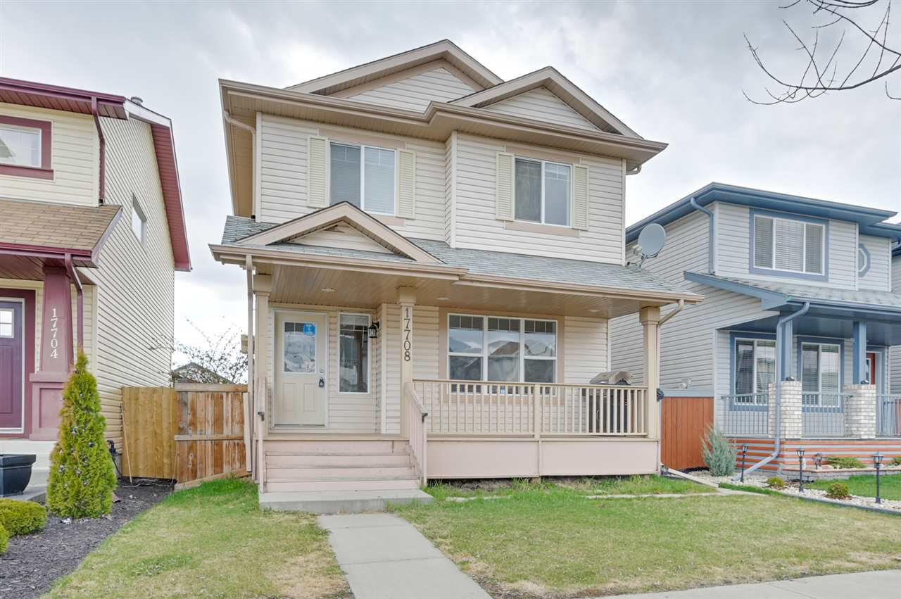 Main Photo: 17708 89 Street in Edmonton: Zone 28 House for sale : MLS®# E4174508