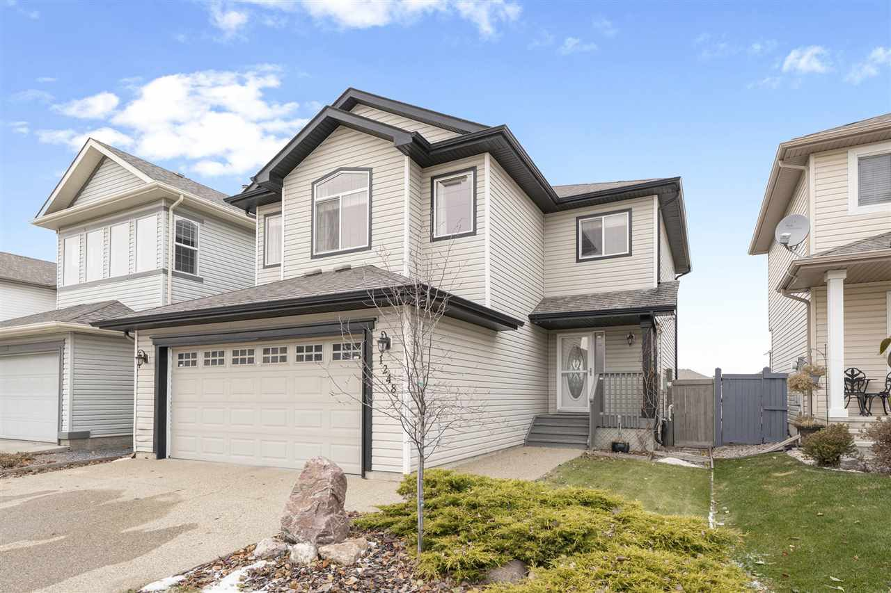 Main Photo: 1248 Mcallister Way in Edmonton: Zone 55 House for sale : MLS®# E4178680