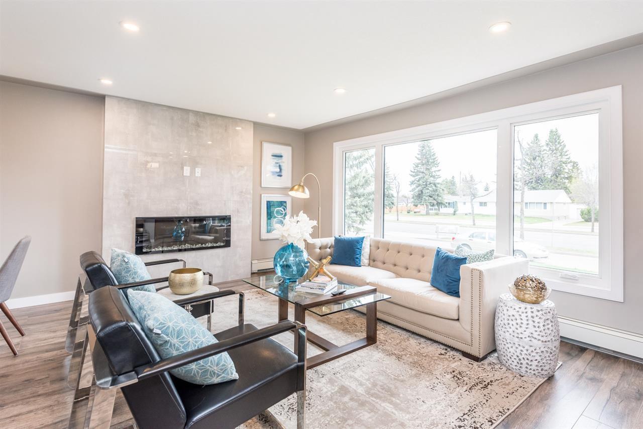 Main Photo: 14516 87 Avenue NW in Edmonton: Zone 10 House for sale : MLS®# E4183171