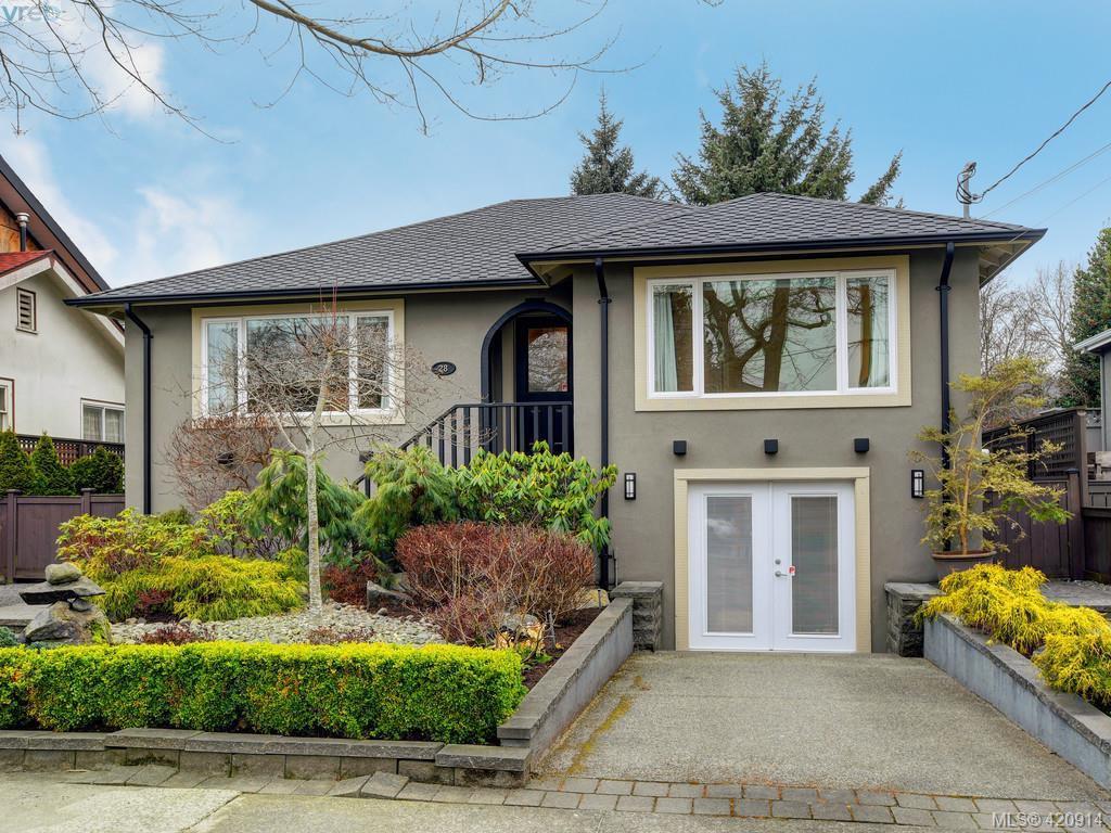 Main Photo:  in VICTORIA: Vi James Bay House for sale (Victoria)  : MLS®# 833070